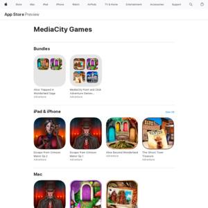 MediaCity Games