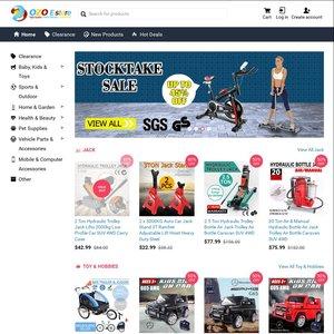 OZO E-Store
