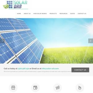 Solar Orb 5 4kw System - Phono Solar & Solax 5KW Inverter