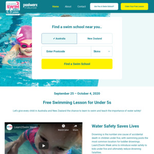 learn2swimweek.com