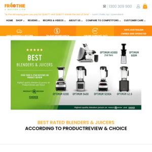 Froothie Australia