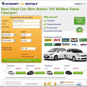 economy car hire coupons