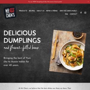Mr Chen's Dumplings