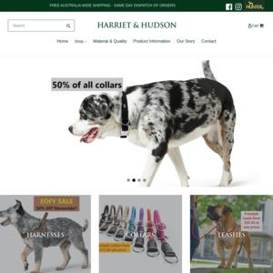 Harriet & Hudson
