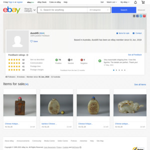 eBay Australia duod45