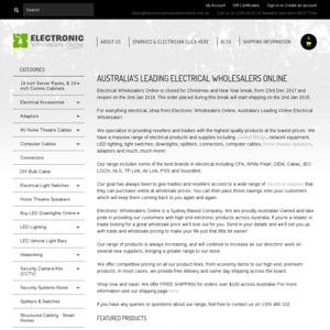 electronicwholesalersonline.com.au