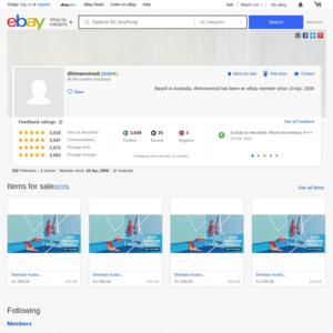 eBay Australia dhimanvinod