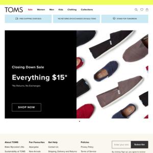 TOMS Australia