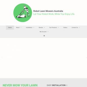 robotlawnmowers.com.au
