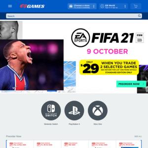 EB Games Australia