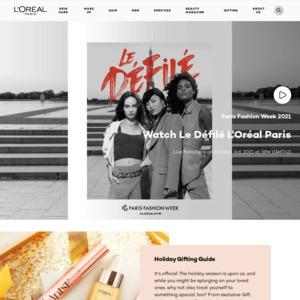 L'Oréal Paris Australia & New Zealand