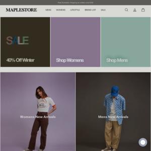 maplestore.com.au