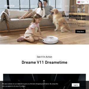 dreame-technology.com