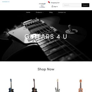 Guitars 4 U
