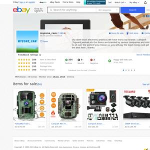 eBay Australia myzone_cam