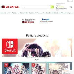 Good Deals Games