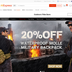 Outdoors Tribe Store