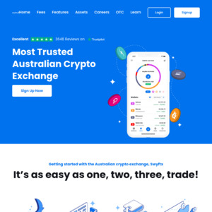 swyftx Crypto Exchange