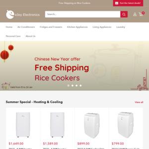 eJoy Electronics