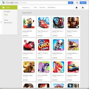 Google Play Gameloft