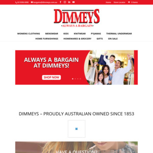 Dimmeys
