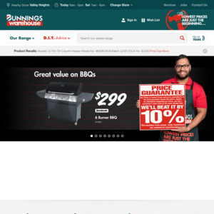 3f345ab5e144b4 Bunnings Warehouse  Deals