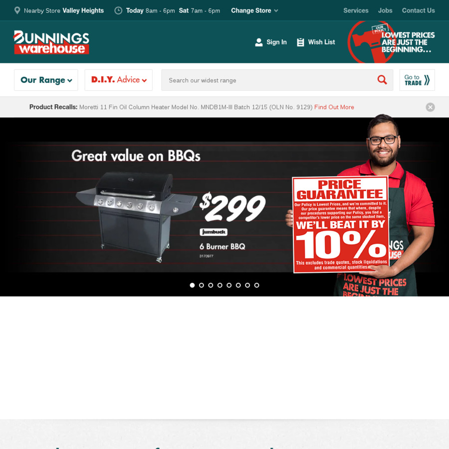 Discounted Bunnings Gift Card? - OzBargain Forums