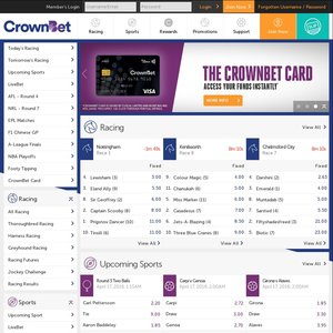 FREE AFL Live Streaming Via CrownBet  Every Game of The