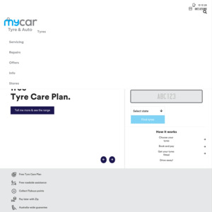 mycar Tyre & Auto