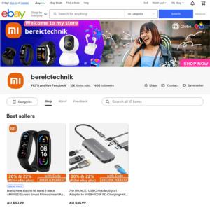 eBay Australia bereictechnik