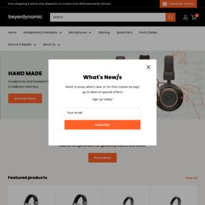 beyerdynamic.com.au