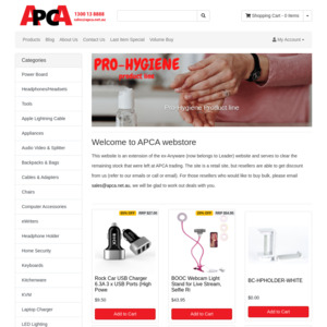 APCA Trading