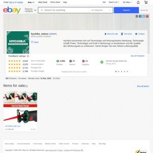 eBay Australia hychika_estore