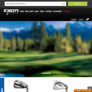Squizzy's Golf Supplies