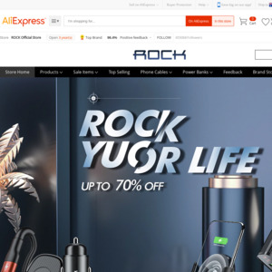ROCK Official Store