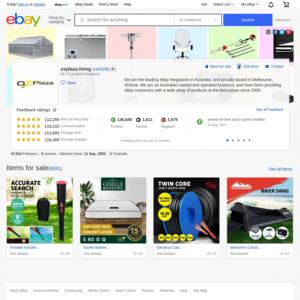 eBay Australia ozplaza.living