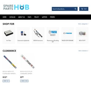Spare Parts Hub