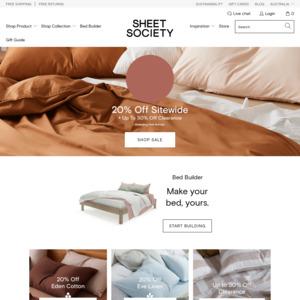 The Sheet Society