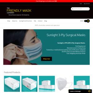 The Friendly Mask Company