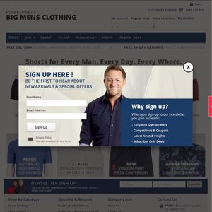 Big Mens Clothing