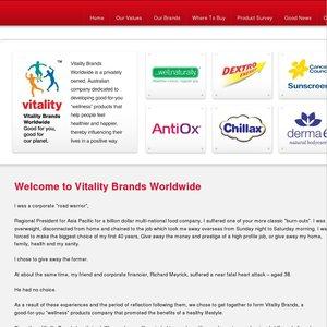 Vitality Brands