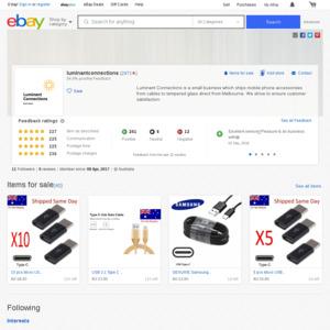 eBay Australia luminantconnections
