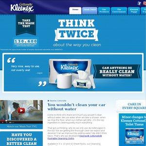 kleenex-cottonelle.com.au
