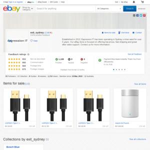 eBay Australia exit_sydney