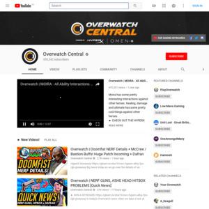 Overwatch Central
