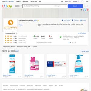eBay Australia aus-healthcare-direct
