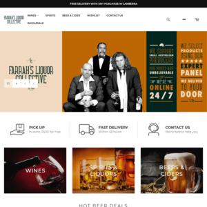 Farrah's Liquor Collective
