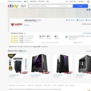 eBay Australia mspecgaming