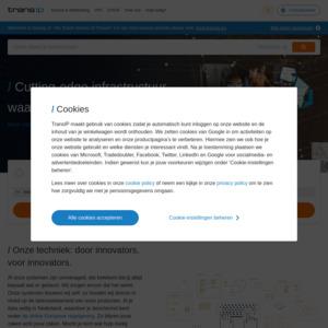 1TB Free Cloud Storage - Transip Stack (Dutch Registration Procedure