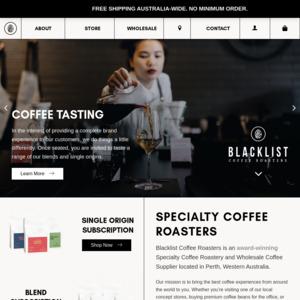 Blacklist Coffee